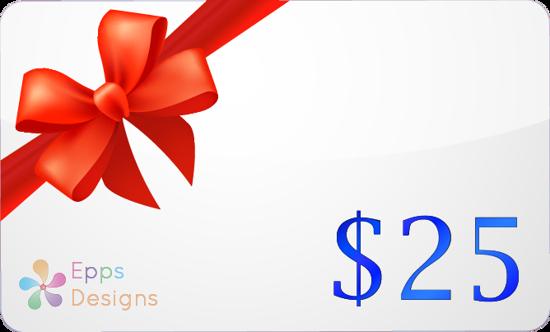 Virtual Gift Card $25