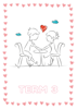 Term Title Page - Couple In Love - Term 3