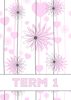Term Title Page - Flower Bloom