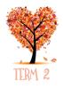 Four Seasons Tree Hearts - Term 2