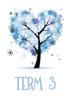 Four Seasons Tree Hearts - Term 3
