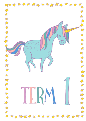 Unicorn 1 - Term 1