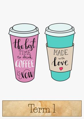 Coffee - Term 1