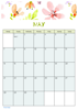 FloralCalendar - May