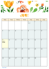 FloralCalendar - June