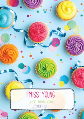 Front Cover - Cup Cakes