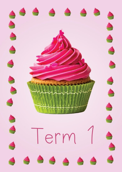 Cup Cakes 1 - Term 1