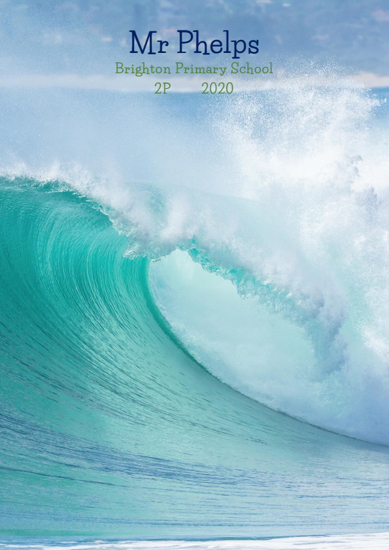 Perfect Wave - Front Cover