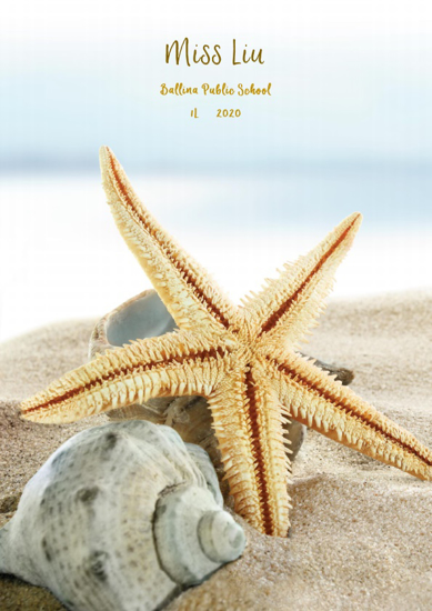 Starfish - Front Cover