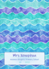 Front Cover - Blue Waves
