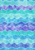 Back Cover - Blue Waves