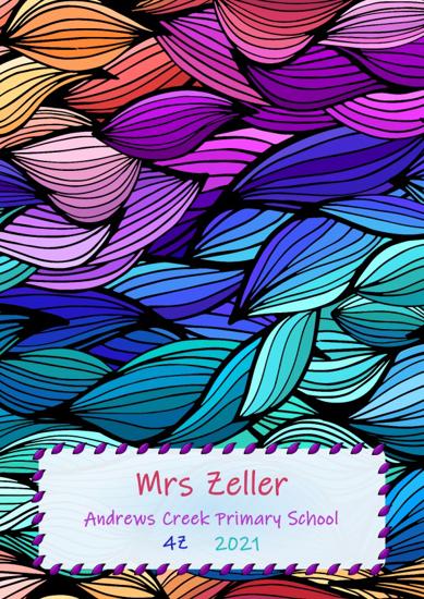 Front Cover - Colour Twists