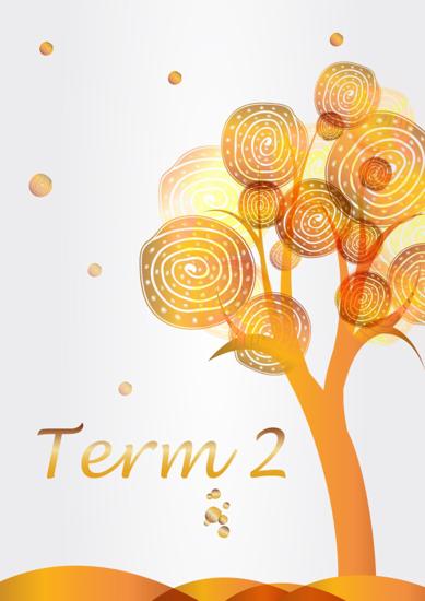 epps designs customised teacher diaries term title page  seasons