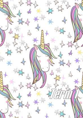 Unicorn 2 - Term 1