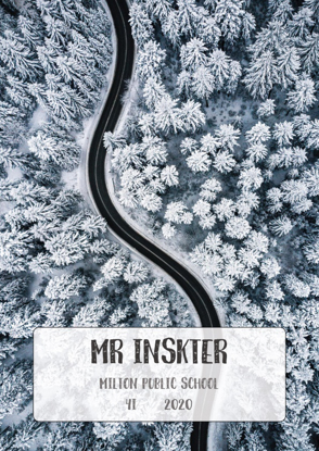 Winter Road - Front Cover